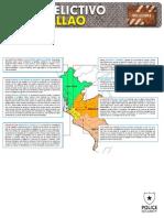Mapa delictivo Lima y Callao 05DIC2013