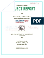 Relance Money Project
