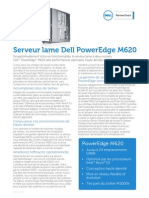 Poweredge m620 Specsheetpd Fr