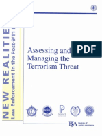 Bureau of Justice Assistance (2005)- Assessing and Managing the Terrorism Threat
