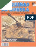 Maquinas de Guerra 080 - Artilleria Autopropulsada de La II Guerra Mundial