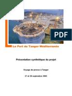 Port de Tanger 2005