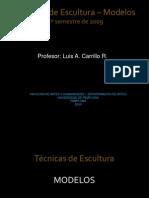 presentación MODELOS I (Agosto 2009)