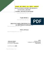 Foaie de Titlul TEZA ANUALA(Proiect) (1)