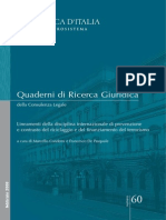 Banca d'Italia - Temi di Discussione - Working Papers