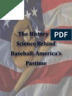 Baseball in America Culture Book