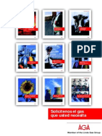 Gases de alta pureza para análisis instrumental