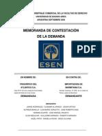 CONTESTACION GANADORA