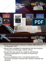 Books Written by Samuel Koranteng Pipim
