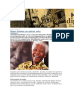 Vida de Mandela