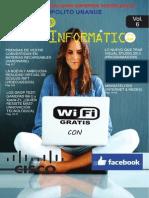 Sexto Número de La Revista Mundo Informático del Instituto Superior Hipólito Unanue