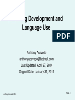 Learning Development Anthony Acevedo Online 270414