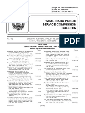 Bulletin 18 May 2011 | Government Of India | Tamils