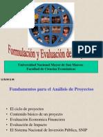 Etapas de Proyecto Inversion 1