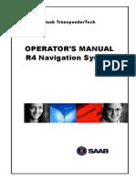 R4 Navigation System Operators Manual