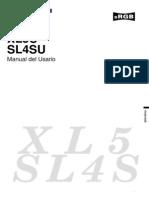 Mitsubishi XL5u