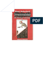 Stuart Shuterland - Irracionalidad. El Enemigo Interior Ed Alianza Madrid 1996 (abbypc).pdf