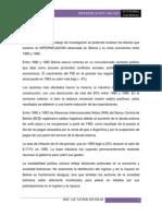 Grupo 2.- Hiperinflacion en Bolivia (1980-1985)