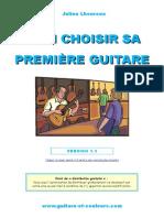 Bien Choisir Sa Premiere Guitare Pp 1 1