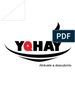 Restaurante YQHAY - Manual de Identidad Corporativa