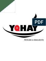 Restaurante YQHAY - Manual de Identidad Corporativa