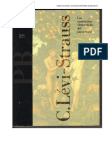 Levi Strauss - Las Estructuras Elementales Del Parentesco