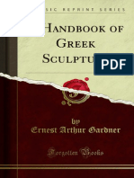 A Handbook of Greek Sculpture 1000002121