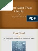 fatir african water trust charity