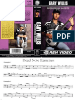 (Bass Guitar Lesson) - Gary Willis - Bass - Progressive Bassics (REH_CPP_1991)