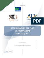 Informe Final Plan Nacional Frecuencias ATT