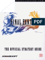 Final Fantasy X Piggyback Official Strategy Guide