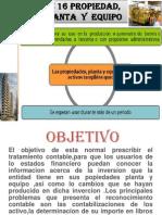 NIC 16 PROPIEDAD PLANTA Y EQUIPO.pptx