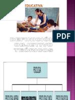 S1 Psicologia Educativa