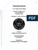 Collision Report