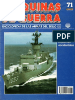 Maquinas de Guerra 071 - Fragatas Modernas Occidentales