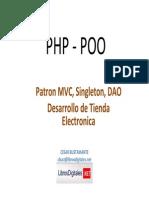 PHP POO Practica 5