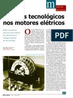 WEG Avancos Tecnologicos Nos Motores Eletricos Artigo Tecnico Portugues Br