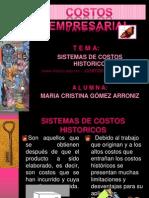 Cristina Sistemas de Costos Historicos
