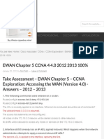 EWAN Chapter 5 CCNA 4 4.0 2012 2013 100% - HeiseR Dev Zone
