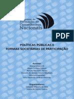 Livro Polticas Pblicas e Formas Societarias de Participacao