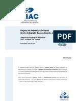 Manual comunicação visual do CIAC