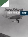 Fragmento Edipo en Stalingrado