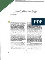 From the Child to the Sage (Arnaud Desjardins)