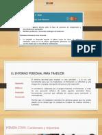 2. Entornos Personales Para Traducir