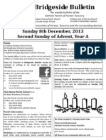 2013-12-08 - 2nd Advent A