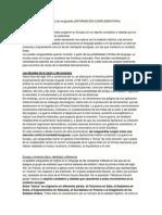 Vanguardia, Informacion Complementaria