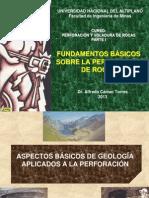 Perforacion de Rocas1-2013