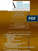 Protection of Ipr