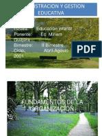Administracion y Gestion Educativa2010