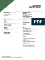 Profile_Yale University.pdf